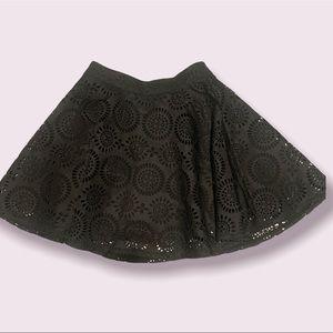 👗Feminine skirt black and fluffy